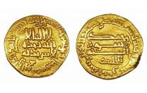 دينار عباسي للرشيد 192 هـ