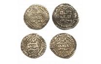 2 درهم عباسي مدينة السلام 639-640 هـ