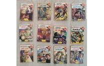 12 عدد من مجلات رجل المستحيل