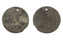 2 قرش عثماني / تركي اسلامبول 1203 هـ سنة 3