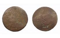 عملة نحاسية عثمانية / تركية 1308 هـ?