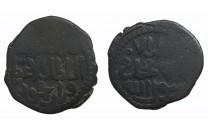 فلس اليخاني 694-703 هـ غازان محمود - 1774 -