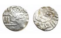 درهم مملوكي ضرب دمشق - 1778 -